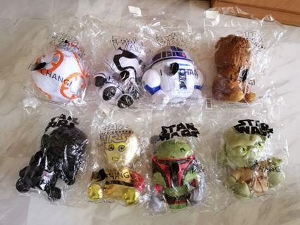 Star War Plushies