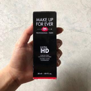 Make Up For Ever Ultra HD Foundation (MUFE)