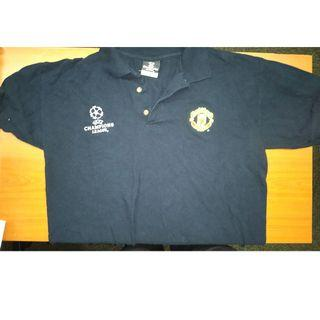 Manchester United UCL Collar Shirt
