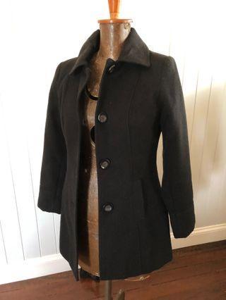 Emerson black winter coat