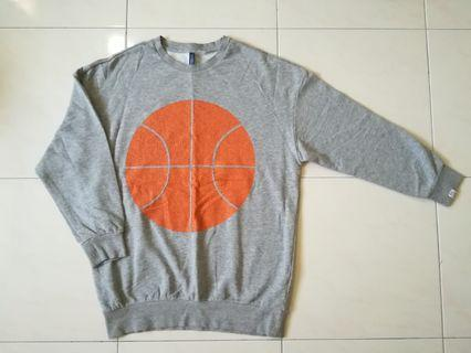 H&M Basketball-nothing but net-Sweater