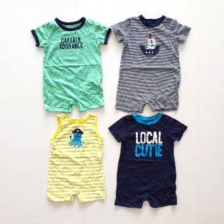 Carter's Rompers 24mth