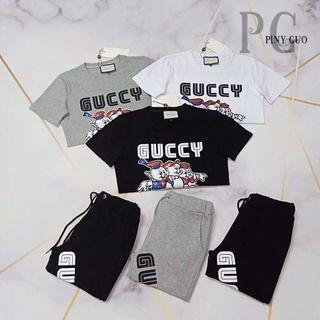 Gucci Guccy 3 littlr pigs Set Apparel Pants & Top