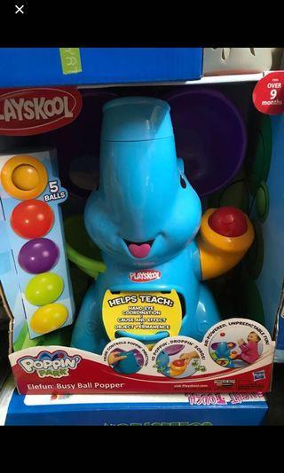 BB玩具 playskool