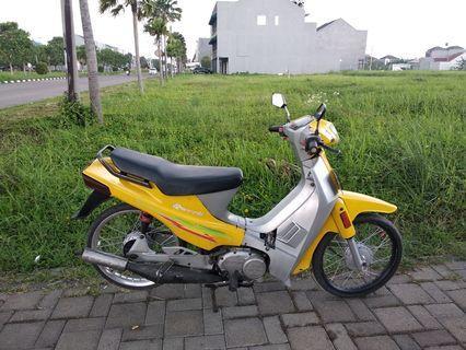 Suzuki crystal tahun 92
