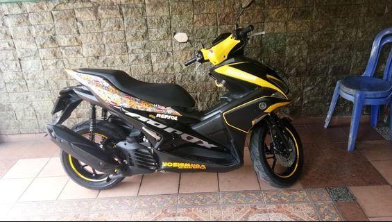 Dijual cepat motor airomax
