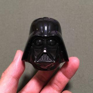 Star Wars Darth Vader head case candy or container case vintage collectible