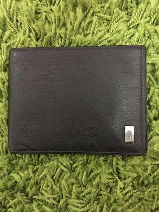 Authentic Dunhill 8cc sidecar wallet