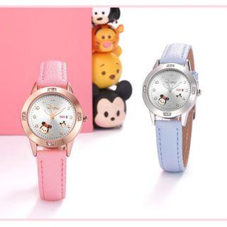 🚚 [PO] Disney TSUM TSUM Watch with Crystals