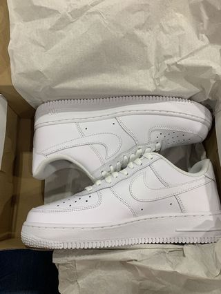 huge selection of 565e2 0a07d Nike Air Force 1 Low  07 (White)