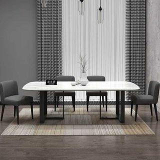 April hot sale Marble Dining/ Office table