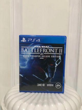 Kaset PS4 Star Wars Battlefront II Elite Trooper Deluxe Edition