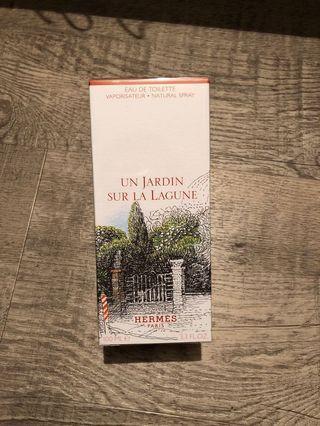 Hermes Perfume Un Jardin Sur La Lagune 100ml