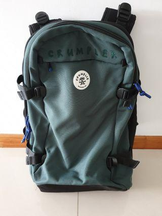 Crumpler 30L backpack - the Low Level Aviator