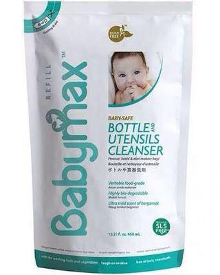 Babymax Bottle and Utensils Cleanser Refill 450ml