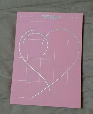 BTS Map Of The Soul: Persona Album - version 2