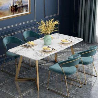 April hot sale TMDT 13 CSC 026/027 Marble  Cafe Table/ Chair