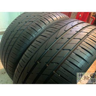 235/50/19 2017年份 韓泰 HANKOOK SUV 休旅車輪胎 九成新 韓國製造 胎紋完整無變形 庫存兩條