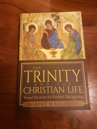 🚚 The Trinity and the Christian Life