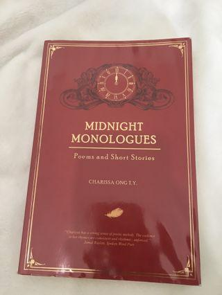 """""""Midnight Monologues"""" by Charissa Ong T.Y."""