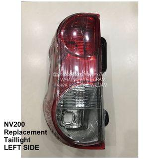 Nissan NV200 Van Replacement LEFT Taillight Tail Lamp Cover / NV200 Accessories >>READY STOCKS!!