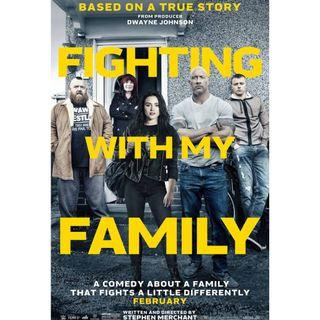 A pair of premiere passes to FIGHTING WITH MY FAMILY
