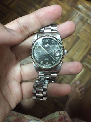 勞斯丹頓鑽錶
