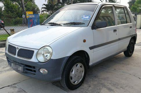 Kancil 660 Ex 2003 (M) for sales