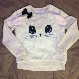 H&M Bunny sweatshirt