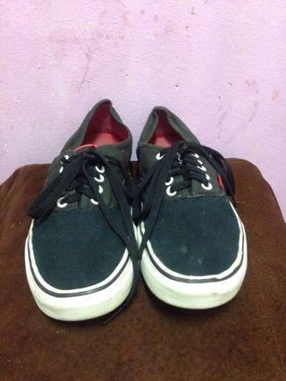 Vans Shoes (Black&Red) Editon