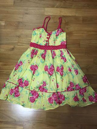 🚚 Pumpkin patch Summer Dress