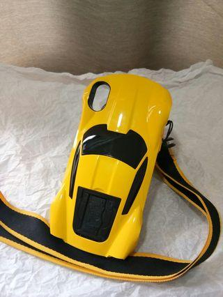 Iphone X Casing & Strap