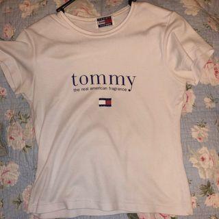 vintage tommy tshirt