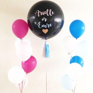 🚚 Gender Reveal Balloon