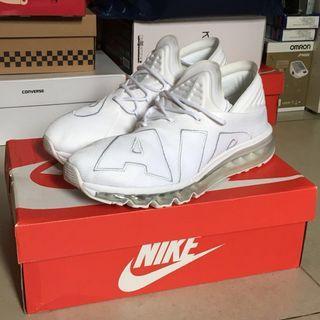 Nike Air Max Flair US9.5 White