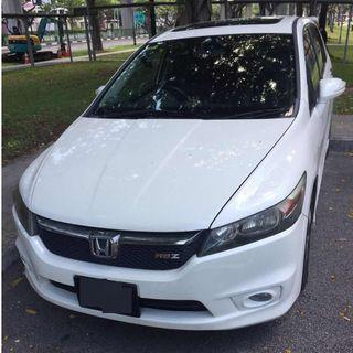 Honda Stream For Rent!