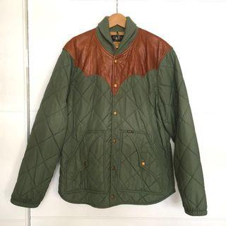 Double RL Quilted Chore Jacket with tag Size L