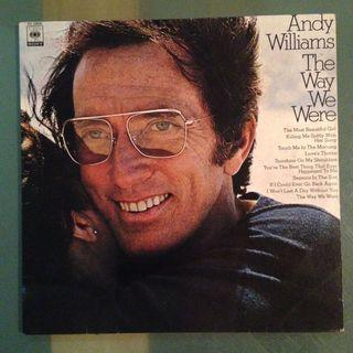 Lp Andy Williams (The Way We Were) vinyl record