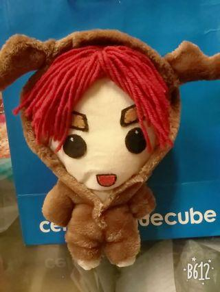 Handmade Gotoon Mark Doll