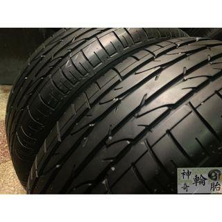 215/60/17 2016年份 普利司通輪胎 九成新 DHPS 胎紋完整無變形 兩條一組 X-TRAIL/ZINGER