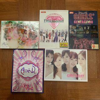 🚚 K-pop Albums
