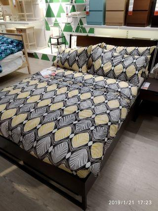 Queen Size Bed Frame Ikea trysil