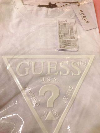 GUESS短袖T恤