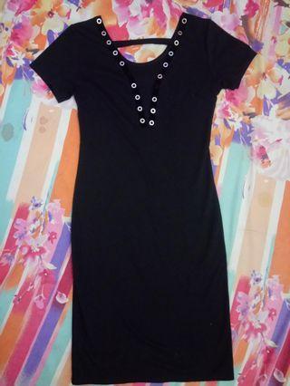 dress black kmport