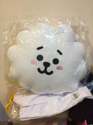 🚚 (WTS/INCOMING INSTOCKS) BNIP BT21 OFFICIAL cushions/pillows