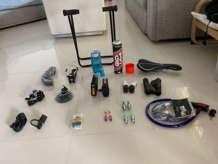 SALE Bicycles Accessories