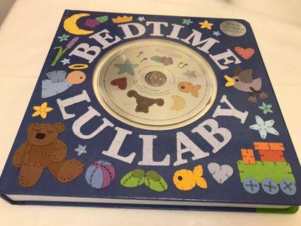 Bedtime Lullaby with CD