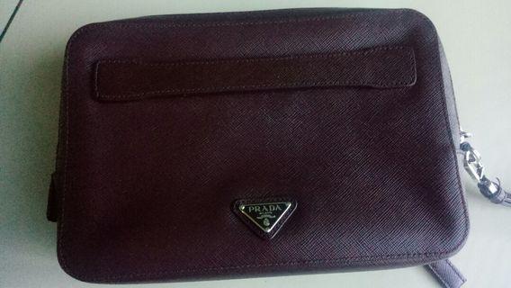 ORIGINAL PRADA CLUCTH BAG