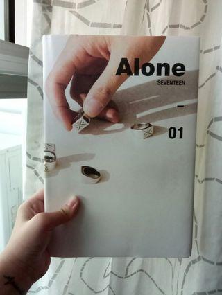 wts seventeen alone album