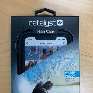 Catalyst Waterproof Case for iPhone XS Max 防水耐衝擊保護殼